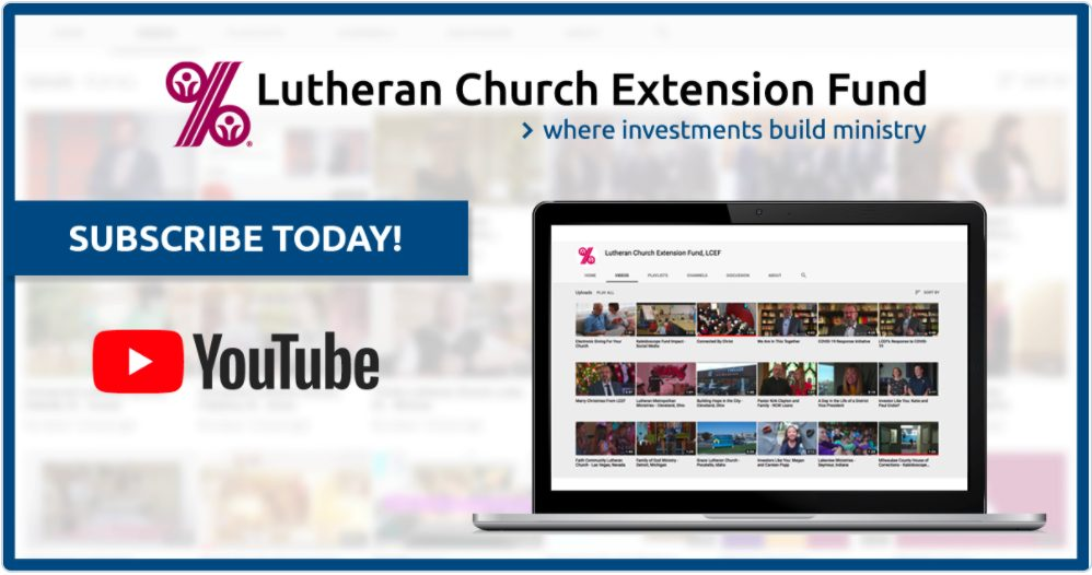 Subscribe to LCEF's YouTube.